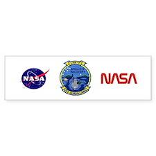 NASA Apollo 9 Bumper Sticker