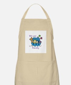 We Are Family Apron