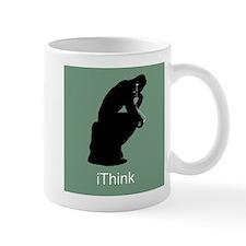 Ithink Green Mug Mugs