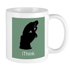 Ithink Green Small Mug Small Mugs