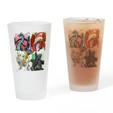 Bladebreaker Attack Drinking Glass
