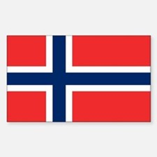 Flag of Norway Decal