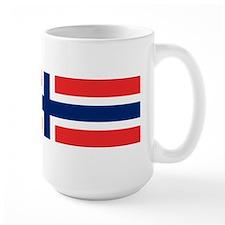 Flag of Norway Mugs