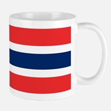 Flag of Norway Mugs