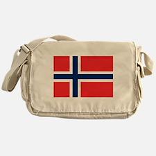 Flag of Norway Messenger Bag