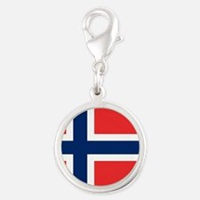 Flag of Norway Charms