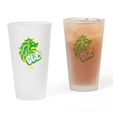 Rock Leone Blast Drinking Glass