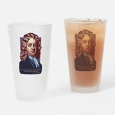 Newton - Madness Drinking Glass