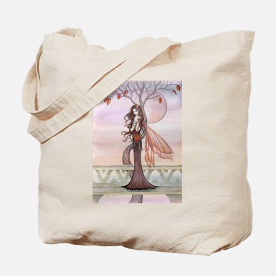 Autumn Fairy Fantasy Art Tote Bag