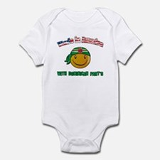 Made in America with Dominica Infant Bodysuit