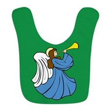 Heralding Angel Bib