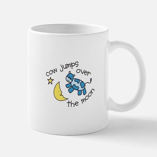 Over The Moon Mugs