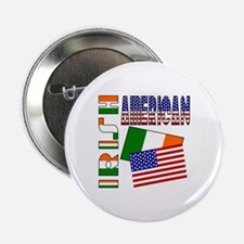 "irishamericanflags 2.25"" Button"
