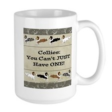 Collie Chips Mugs