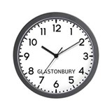 Glastonbury Wall Clocks