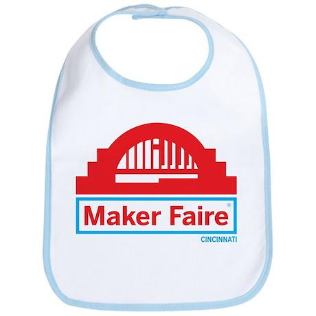 Cincinnati Maker Faire Bib