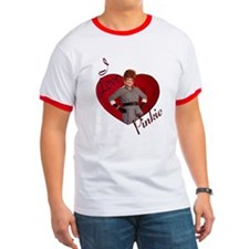 I Love Pinkie Tee T-Shirt