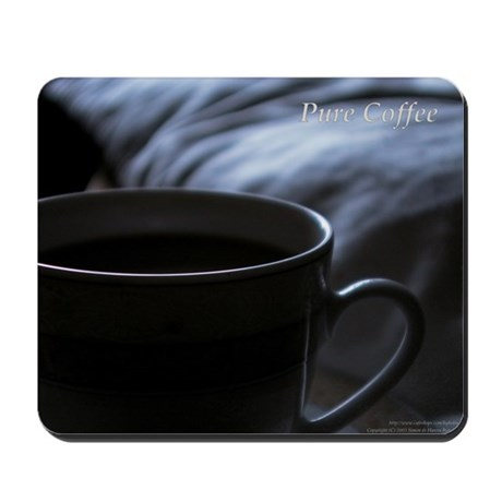 Pure Coffee Mousepad