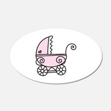 Stroller Wall Decal