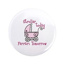 """Stroller Today 3.5"""" Button (100 pack)"""