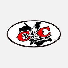New C4c Bull Rider Design Patches