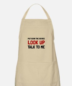Look Up Apron