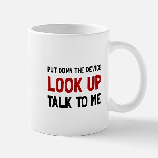 Look Up Mugs