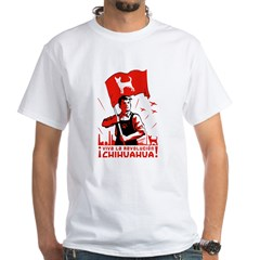 Chihuahua Patriotism 1-sided T-Shirt