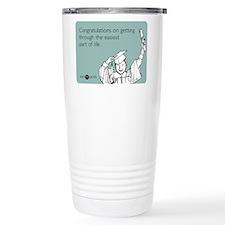 Easiest Part Stainless Steel Travel Mug