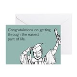 Graduation high school Greeting Cards (20 Pack)