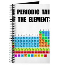 Periodic Table Elements Journal