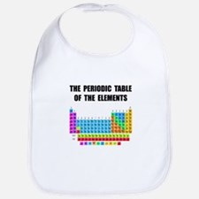 Periodic Table Elements Bib
