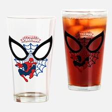 Spidey Eyes Drinking Glass