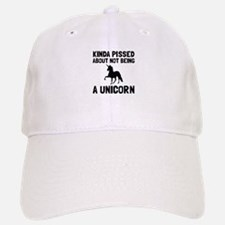 Pissed Not Unicorn Baseball Baseball Baseball Cap