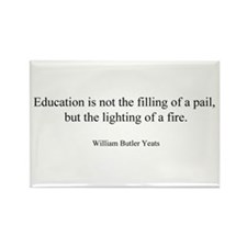 Education Yeats Magnets