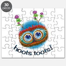 Hoots Toots Haggis 'Hugs' Puzzle