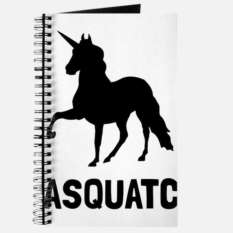 Unicorn Sasquatch Journal