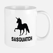 Unicorn Sasquatch Mugs