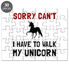 Walk Unicorn Puzzle