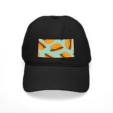 Cute Burger Pattern Baseball Hat