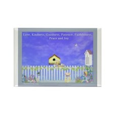 Birdhouses Magnets