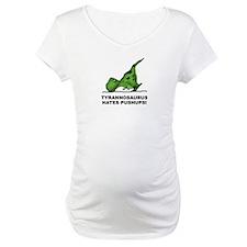 Tyrannosaurus Push Ups Shirt