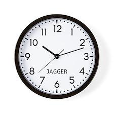 Jagger Newsroom Wall Clock