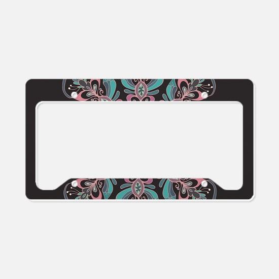 Decorative Star License Plate Holder