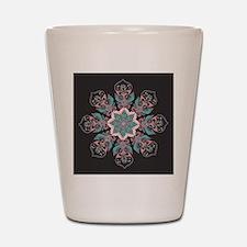 Decorative Star Shot Glass