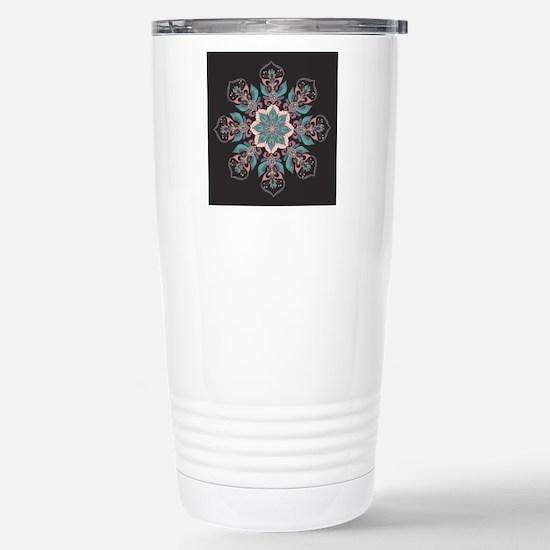 Decorative Star Travel Mug