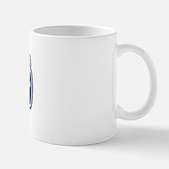 WB Dad [Zulu] Mug