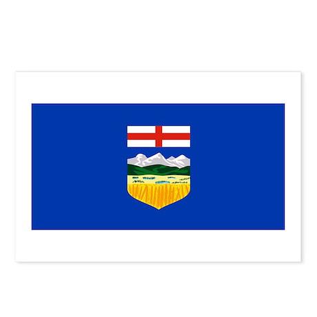 Alberta Postcards (Package of 8)