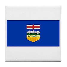 Alberta Tile Coaster