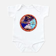 USS Ticonderoga & Apollo 16 Infant Bodysuit